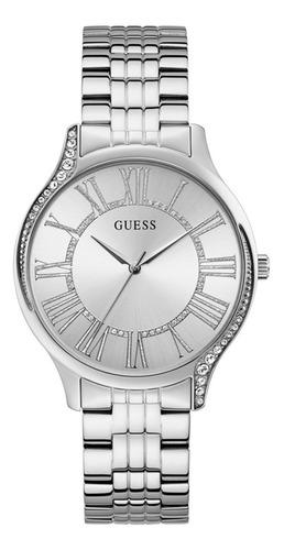 Reloj Guess Royal Dama Gw0024l1 Plata