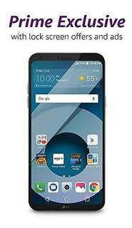 LG Q6 32 Gb Desbloqueado At Y Ttmobile Platinum Prime Exclus