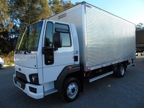 Imagem 1 de 14 de Ford Cargo 816 S