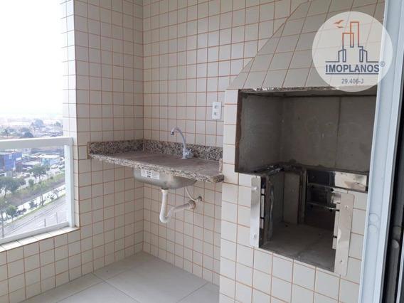 Apartamento Com 2 Dormitórios À Venda, 50 M² Por R$ 218.000,00 - Tude Bastos (sítio Do Campo) - Praia Grande/sp - Ap10969
