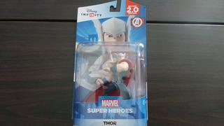 Thor Marvel Super Heroes Disney Infinity 2.0 Nuevo Sellado