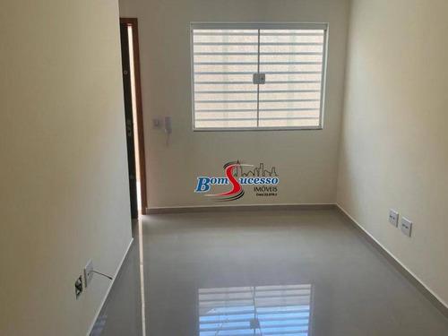 Imagem 1 de 12 de Sobrado Com 2 Dormitórios À Venda, 55 M² Por R$ 370.000,00 - Vila Diva (zona Leste) - São Paulo/sp - So0446