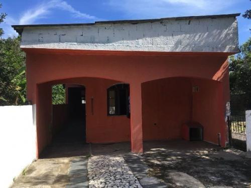 (ref: 4096) Casa - Itanhaém/sp - Recanto Dos Imigrantes