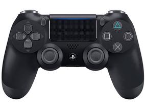 Controle Para Ps4 Sem Fio Dualshock 4 Sony - Preto