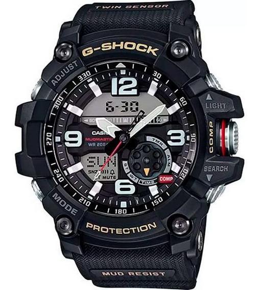Relógio Casio G-shock Mudmaster Gg-1000-1adr