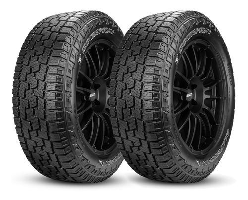 Cubiertas 235/70/16 Pirelli All Terrain At Kit X 2 + Cuotas