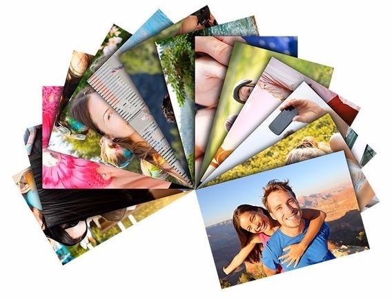 Fotos 10x15 Impressão Fotográfica Em Alta Qualidade100 Fotos