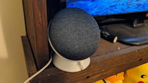 Imagem 1 de 1 de Suporte Google Mini Home Mesa 3dga