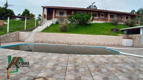 Ótima Oportunidade Para Quem Busca Uma Casa De Campo  Na Região Do Circuito Das Águas. - Ch0005