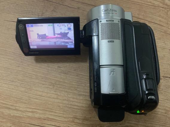 Filmadora Sony Hdr-sr10