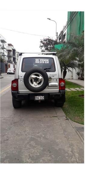 Vendo Camioneta Korando Año 2006, Petrolera, Motor Mercedes