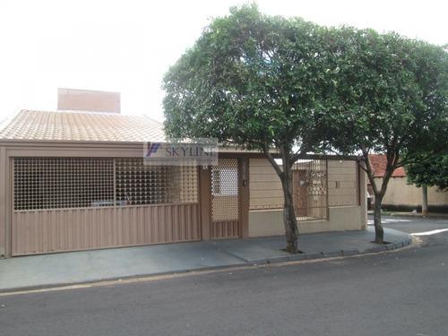 Casa A Venda No Bairro Eldorado Em São José Do Rio Preto - - 647-1