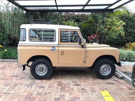 Land Rover 1971