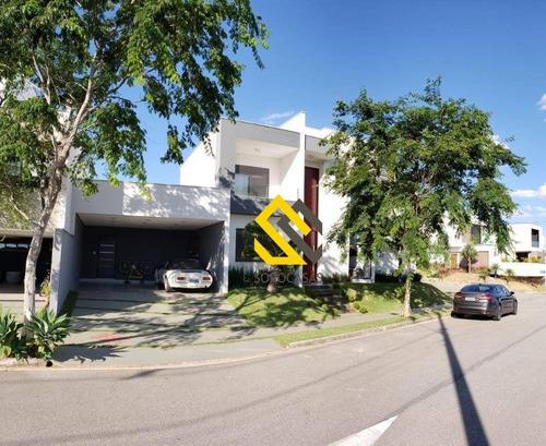 Casa À Venda, 300 M² Por R$ 2.500.000,00 - Jardim Residencial Chácara Ondina - Sorocaba/sp - Ca1559