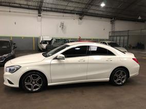 Mercedes Benz Cla 200 Blanco 2014 Solo Efectivo