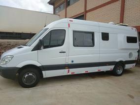 Motorcasa - Motorhome - Sprinter 515 Rodado Duplo Longa 2015