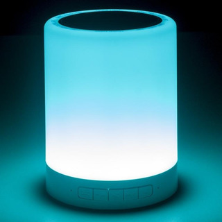 Lampara Portátil Noganet Ng Lamp 5w Luz Led Color Bluetooth