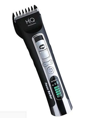 Maquina Corte Cabelo Force Barber Bivolt Mq Hair Profisional
