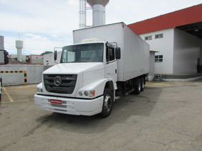 Atron 2324 2012/2012 Baú = Ford Cargo = Vm = Vw