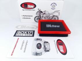 Filtro De Ar Esportivo Inflow Nxr Bros 150 Cc Flex 2011 -