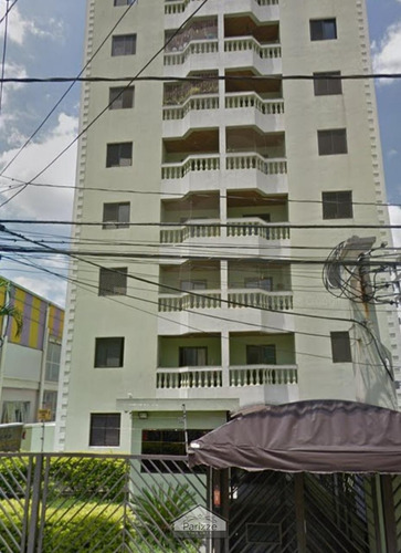 Apartamento Na Vila Gustavo 2 Vagas! - 2797-1