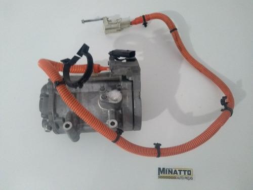 Compressor Do Ar Condicionado Ford Fusion Titanium Hybrid 15