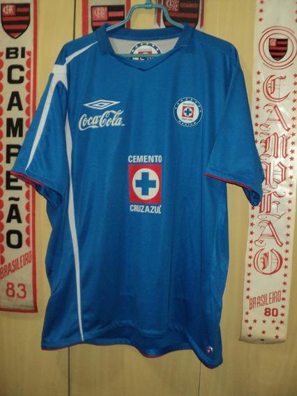 Camisa Cruz Azul ( México )