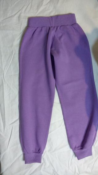Pantalon Jogging Niñas Talle 8 Cmp
