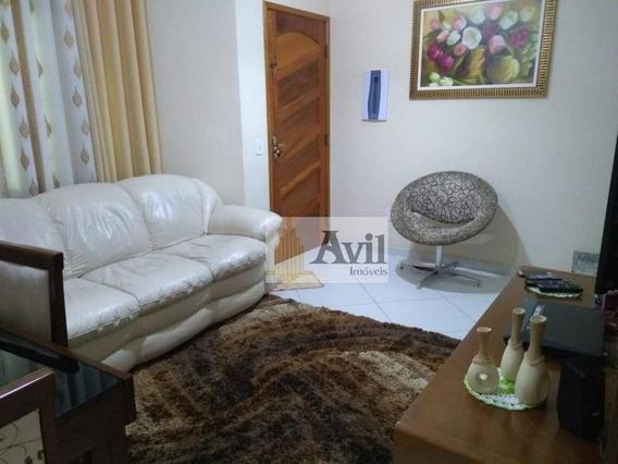 Sobrado Com 2 Dormitórios À Venda, 70 M² Por R$ 250.000 - Parada Xv De Novembro - São Paulo/sp - So0462