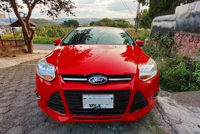 Ford Focus Sel (lujo)