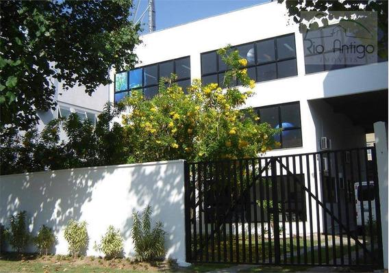 Prédio Comercial - Avenida Abelardo Bueno - Locação - Barra Da Tijuca - Pr0030