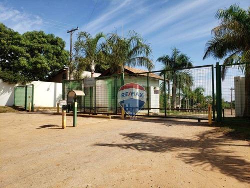 Imagem 1 de 8 de Chácara, Condomínio Fechado, Venda, R$ 110 Mil, Artur Nogueira, Sp - Ch0060