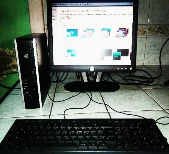 Aproveche 250 V Computadora De Mesa Hp Mini Ultra Slim I7