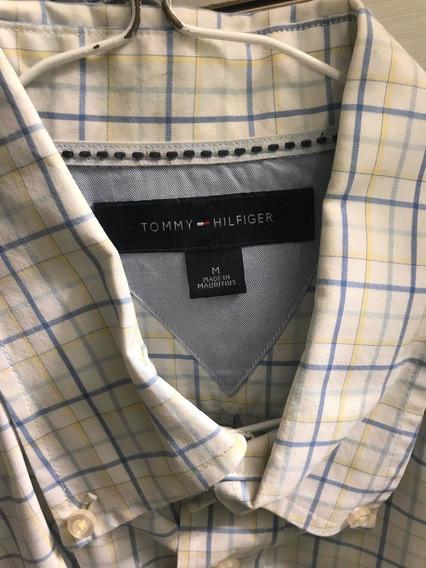 Camisa Manga Larga. Tommy