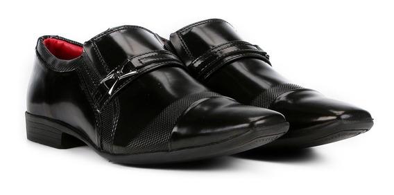 Sapato Social Mariner Bico Quadrado Asturias Masculino 21601