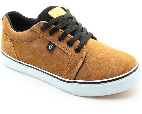 Tenis Skate Core Footwear Smith Yellow White 172385