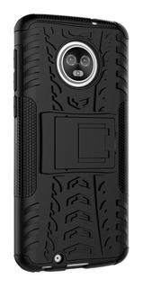 Funda Tired Moto E5 / G6 / Z2 / Z3 Play Plus + Cristal