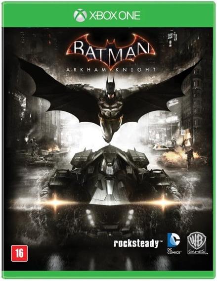 Jogo Batman Arkham Knight Xbox One Disco Físico Novo Dublado