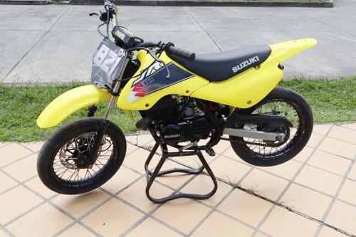 Suzuki Jr 80 Modelo 2002