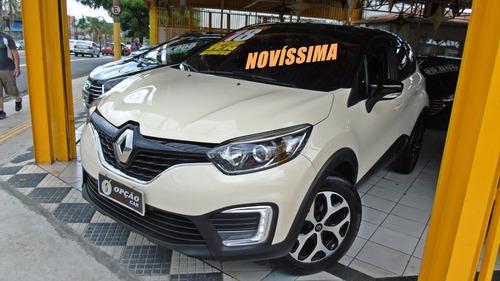 Renault Captur Life 1.6 16v Sce Cvt (flex)