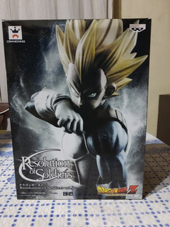 Dragón Ball Resolución Of Soldier Vegeta