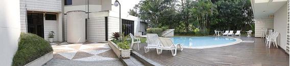 Flat Residencial Para Locação, Paraíso Do Morumbi, São Paulo. - Fl0003