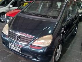 Mercedes-benz Classe A 1.6 Completa E Barata