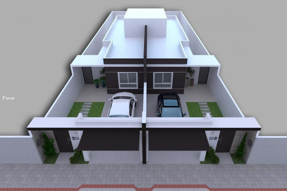 Casa Para Venda Em Vila Velha, Ponta Da Fruta, 2 Dormitórios, 1 Banheiro, 2 Vagas - 097_2-837412