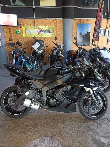 Motofeel Cdmx Kawasaki Ninja Zx6 @motofeelmx