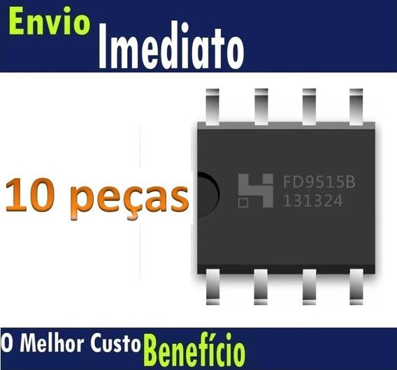 Kit 10 Peças Fd9515b Fd9515 Fd 9515 Original Ci Reg Tuner