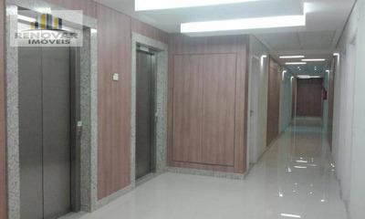 Sala À Venda, 35 M² Por R$ 240.000 - Vila Mogilar - Mogi Das Cruzes/sp - Sa0149