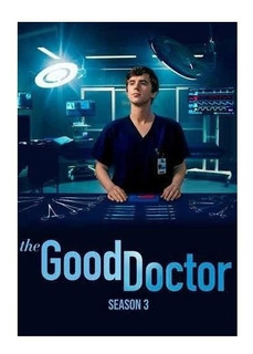 The Good Doctor - Temporada 3 - Dvd