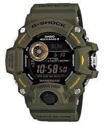 Relógio Casio G-shock Rangeman Solar Gw9400-3 Garantia 2 Ano