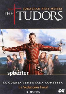 The Tudors La Serie Cuarta Temporada 4 Cuatro 10 Episodios